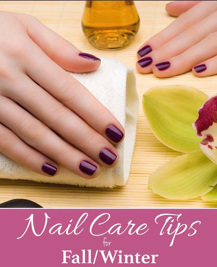 Keep your nails strong, healthy and pretty in winter with this handy guide! Via @beautytidbits