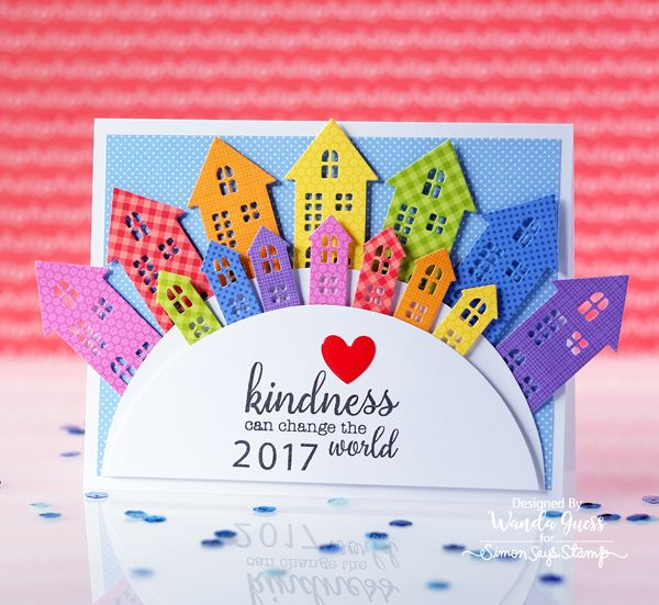 Kindness can change the world! Happy New Year!