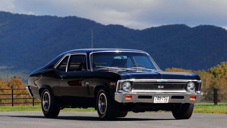 1969 Chevrolet Nova SS presented as Lot T130.1 at Kissimmee, FL