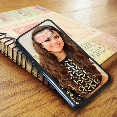 Selena Gomez Beautiful Smile Samsung Galaxy S7 Case