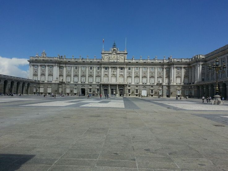Madrid for a few days