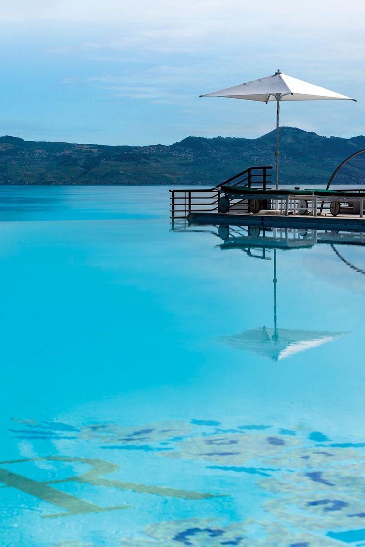 Evian Spa Resort in France #evian #water #spa #resort #france