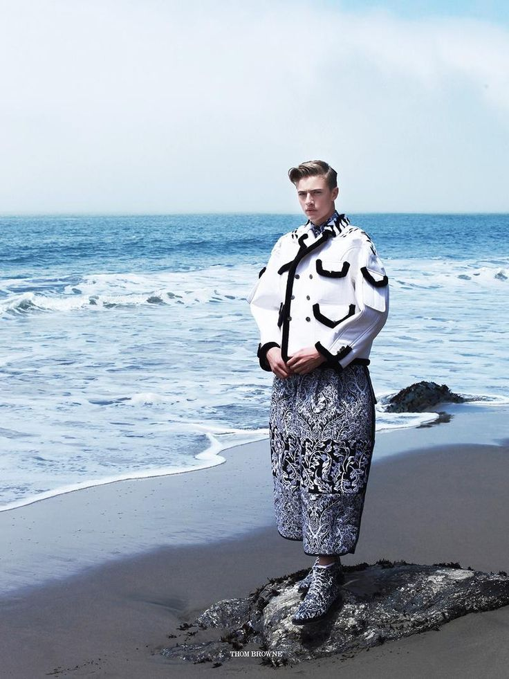 Lucky Blue for IT Post Magazine