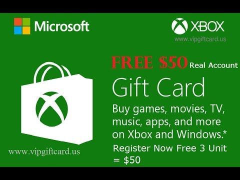 how to get free xbox live - xbox one giveaway - Generators [free steam wallet codes ] - YouTube
