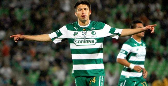 Santos a la Gran final del futbol mexicano...Oribe Peralta el Héroe