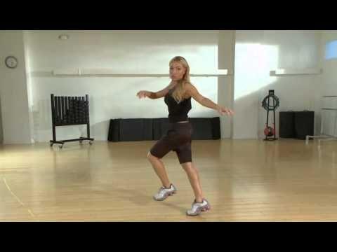 ▶ Tracy Anderson - Dance Cardio II - Breakdown. Тренировки Трейси Андерсон - YouTube