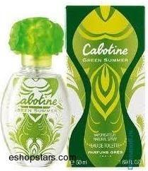Gres Cabotine Green Summer toaletná voda 50 ml