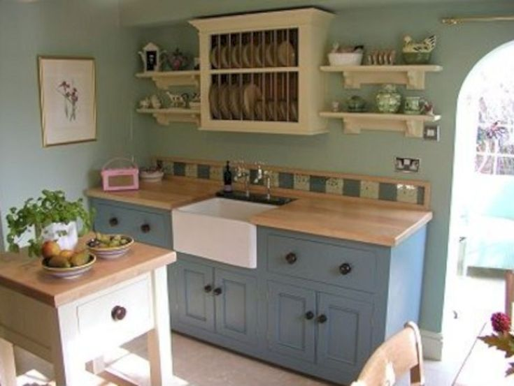 best 25 french cottage kitchens ideas on pinterest. Black Bedroom Furniture Sets. Home Design Ideas
