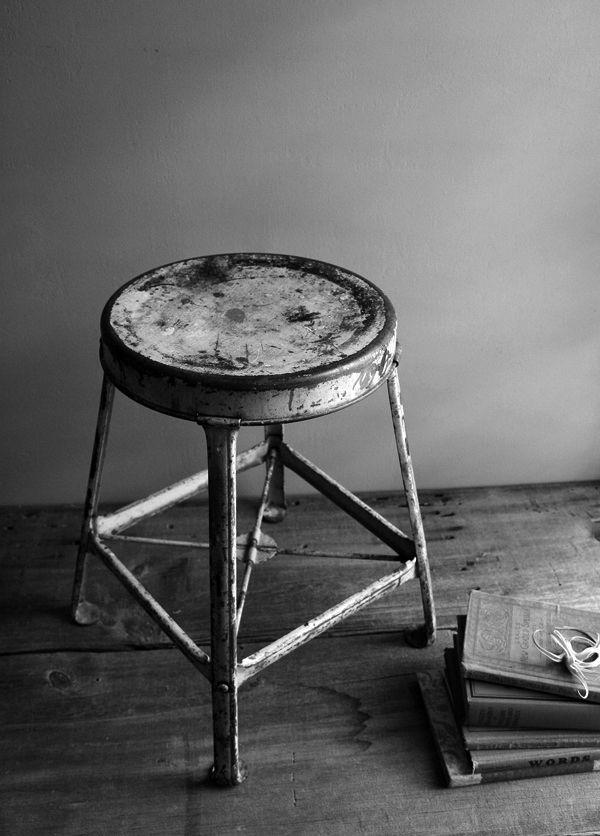 25 Best Ideas About Metal Stool On Pinterest Bar Stools