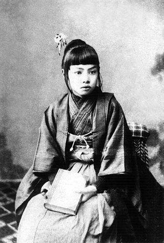 Vintage Photo of an upper class little girl
