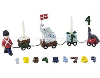 Friisenborg garder fødselsdagstog