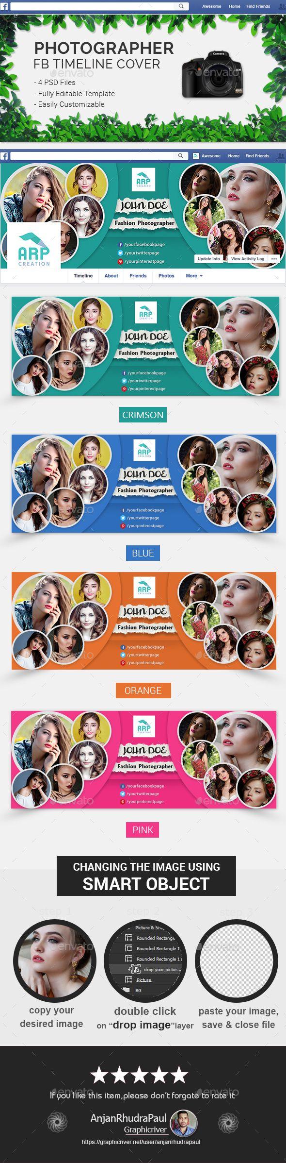 Photographer #FB Timeline Cover - Facebook Timeline Covers #Social Media