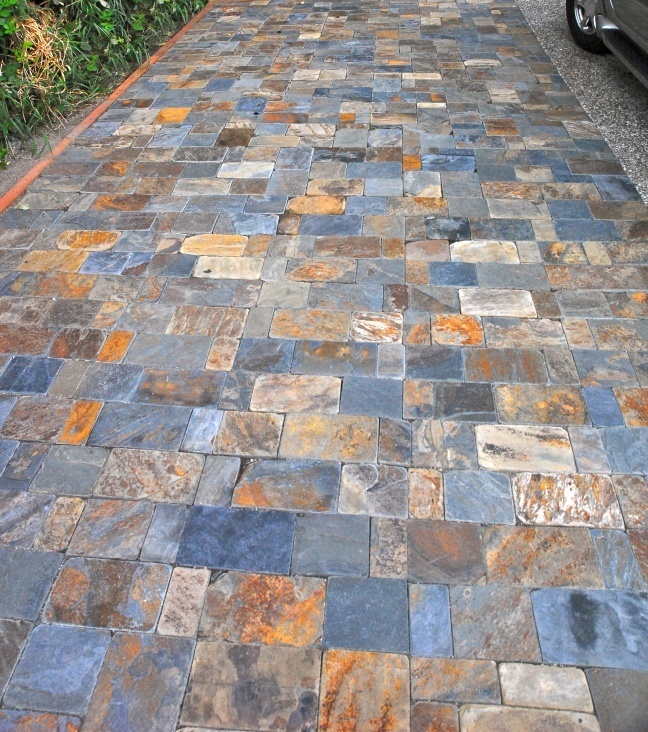 Natural Stone Pavers : Best images about natural stone pavers on pinterest