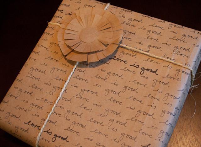 DIY Gift Wrapping DIY Crafts