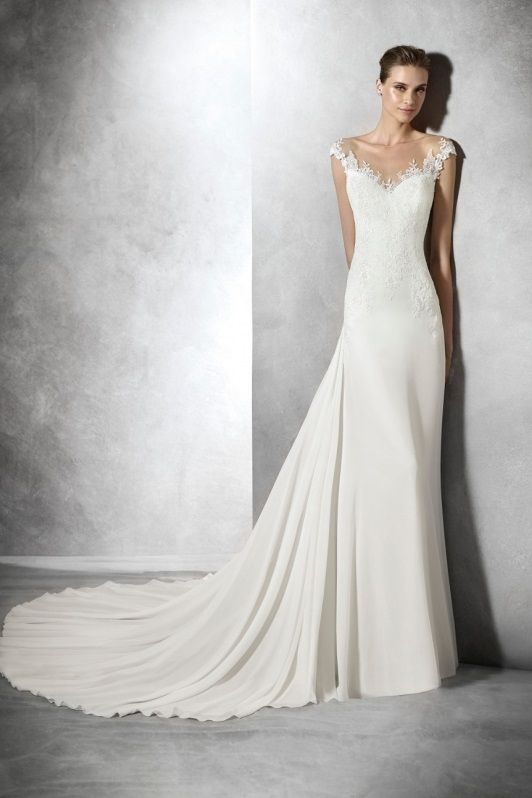 25  best ideas about Pronovias wedding dresses on Pinterest ...
