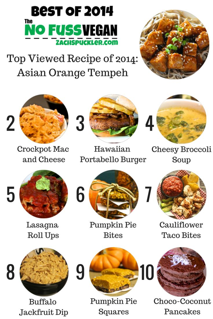 The Best of 2014 | The No Fuss Vegan