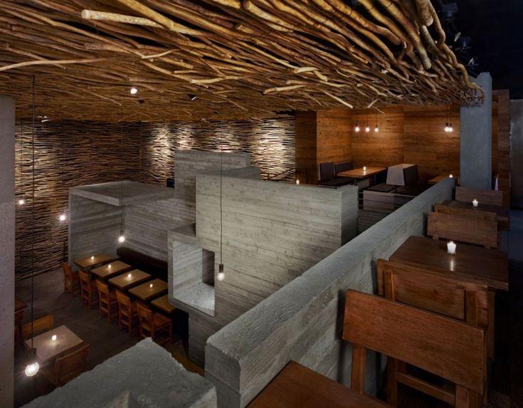 Modern Restaurant Design 48 best modern japanese restaurants images on pinterest