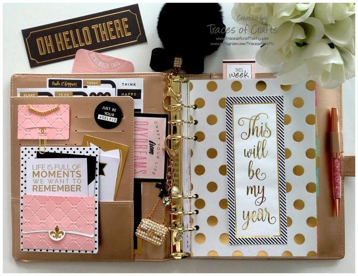 Best 25 diary planner ideas on pinterest bullet journel for Happy planner accessories