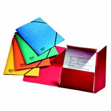 Share us with your friends and get a coupon code for $10 off your order of $50 or more!  *Coupon valid for 30 days* 3 Flap Folders with Elastic Bands