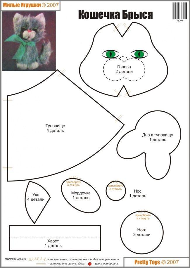Кошечка Брыся