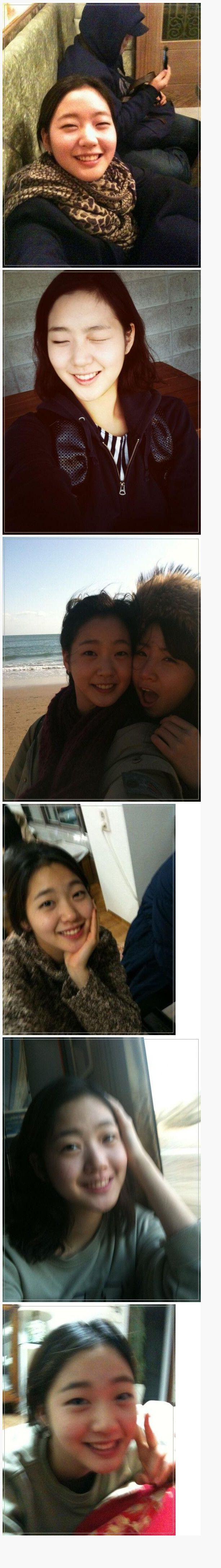Kim Go-Eun Selfie 김고은 셀카