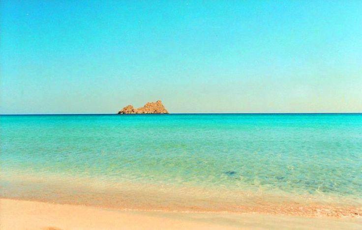 Αnother photo of Xerokampos - Sitia, fantastic crystal clear water, fine sandy beach, a place that if you visit once not ever forget.,