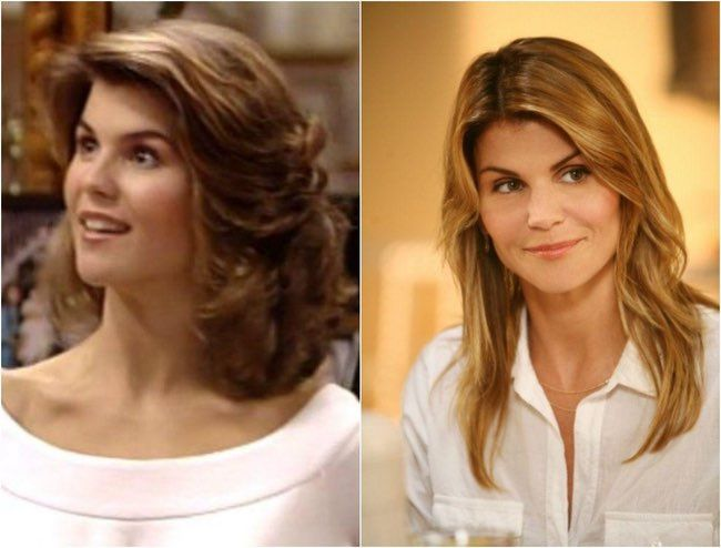 Lori Loughlin is listed (or ranked) 13 on the list Actors Who Somehow Looked Older in the 90s Than They Do Now