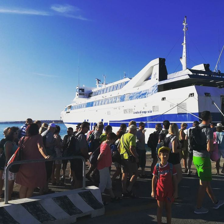 Výlet na ostrovy Tremiti #advegarg #cykloitalie #termoli