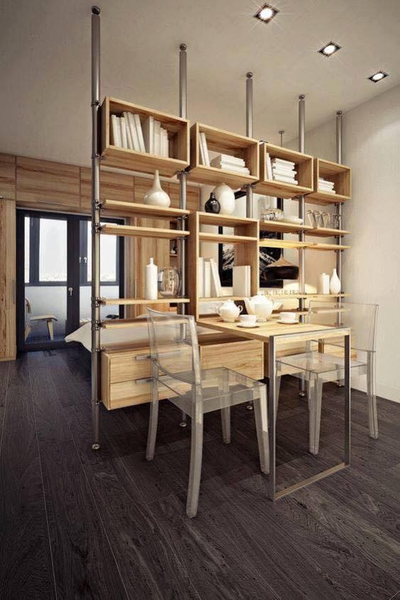 Diy Creative Room Dividers For Small Studio Apartments