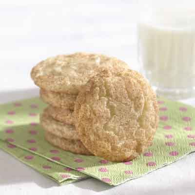 Our gluten free snickerdoodle recipe retains the simplicity of sugar and cinnamon that will take you back to grandma's kitchen.