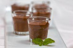 """材料3つ!まさかの簡単さで出来る体にやさしい""""チョコレートムース""""レシピ   by.S"""