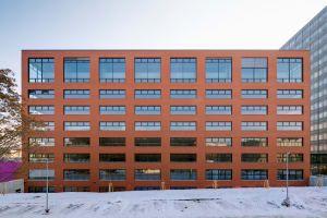 EHL&KOUMAR ARCHITEKTI · Faculty of Architecture, CTU in Prague