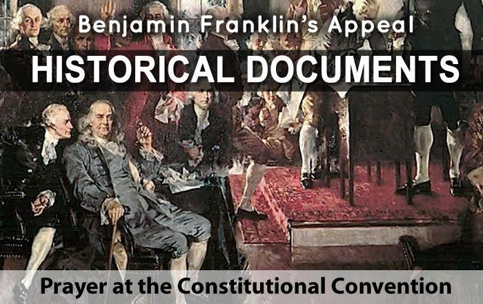 Historical Document Archives - WallBuilders
