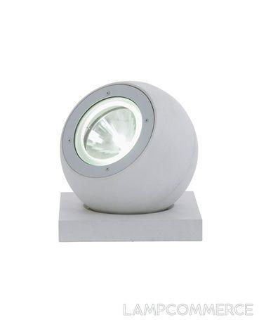 Fabbian Beluga Stone floor lamp Lights & Lamps - LampCommerce