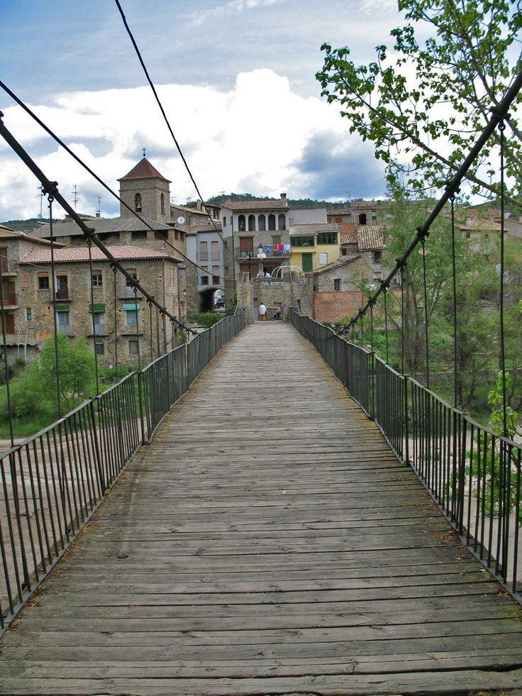 Espagne, Puente de Montanana