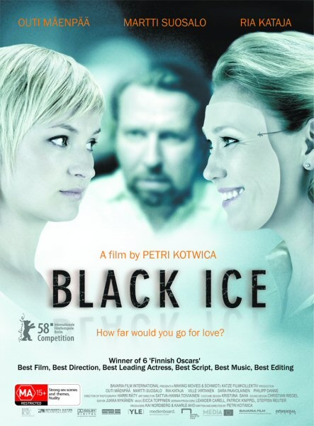 Black ice (Musta jää) movie poster
