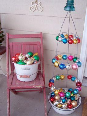 DIY Christmas Trees   Cool Christmas Trees You Can Make   Xmas Trees - #PinTheSeason