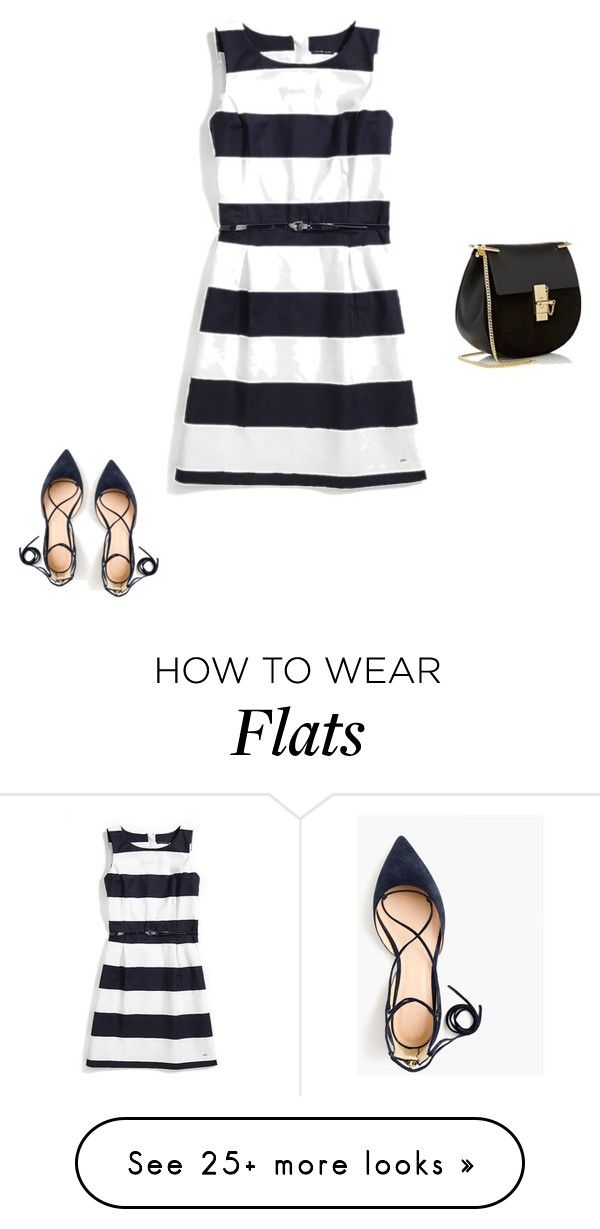 """Untitled #9983"" by explorer-14576312872 on Polyvore featuring Tommy Hilfiger, J.Crew and Chloé"