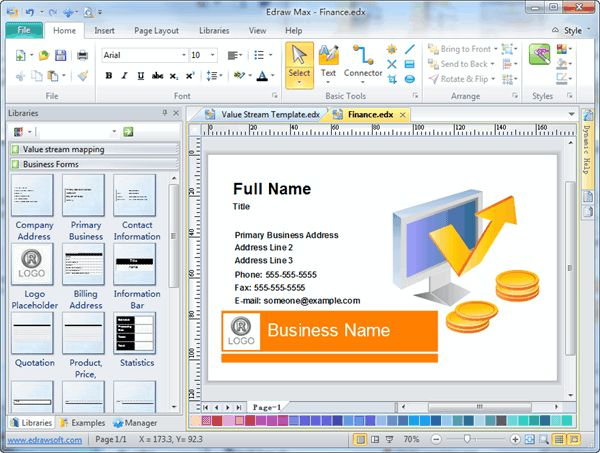 Best 25 business card software ideas on pinterest business card a business card design software free download reheart Images