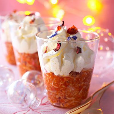Découvrez la recette de la crème de crabe à la tomate