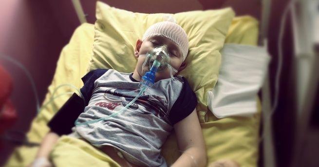 Mam 12 lat, umieram na raka i bardzo się boję. Proszę, pomóż mi przeżyć...: Fundacja KAWAŁEK NIEBA zbiera w Siepomaga.pl