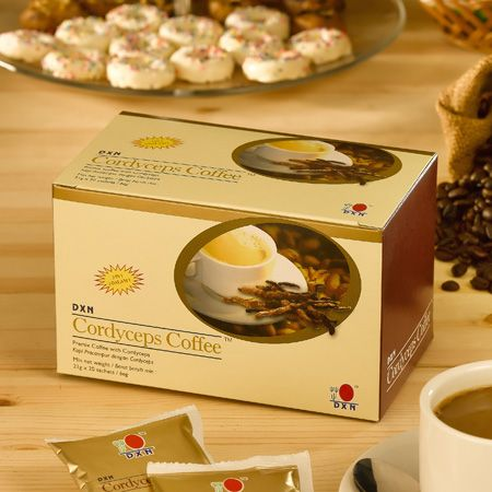 DXN Cordyceps Coffee 3 in 1 http://usa.dxncoffeemagic.com/products