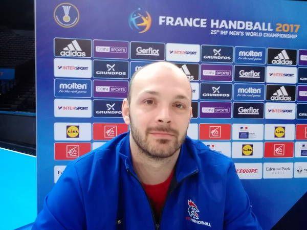 Handball WM 2017 Video: Vincent Gerard (Frankreich) im SPORT4FINAL-Interview. Handball WM 2017 Frankreich - Video: Medien-Tag in der AccorHotels ...