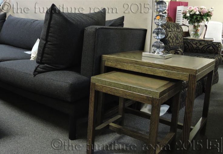 In Store NOW   Australian made nested side table and lamp table can be tailor-made to your preferred size & colour. Visit us at #FurnitureRoom in Assembly Drive Tullamarine (opposite Eiffel Tower Cakes) to find out more about how we can customise pieces for your home! #GetTheLookWithFurnitureRoom #AustralianMade #ItalianMade #BespokeFurnitureSpecialists #TailorMadeForYou