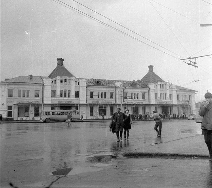 «Любитель», сохранивший город.<br/>Как Павел Коханенко создал фотолетопись Томска 1960-х
