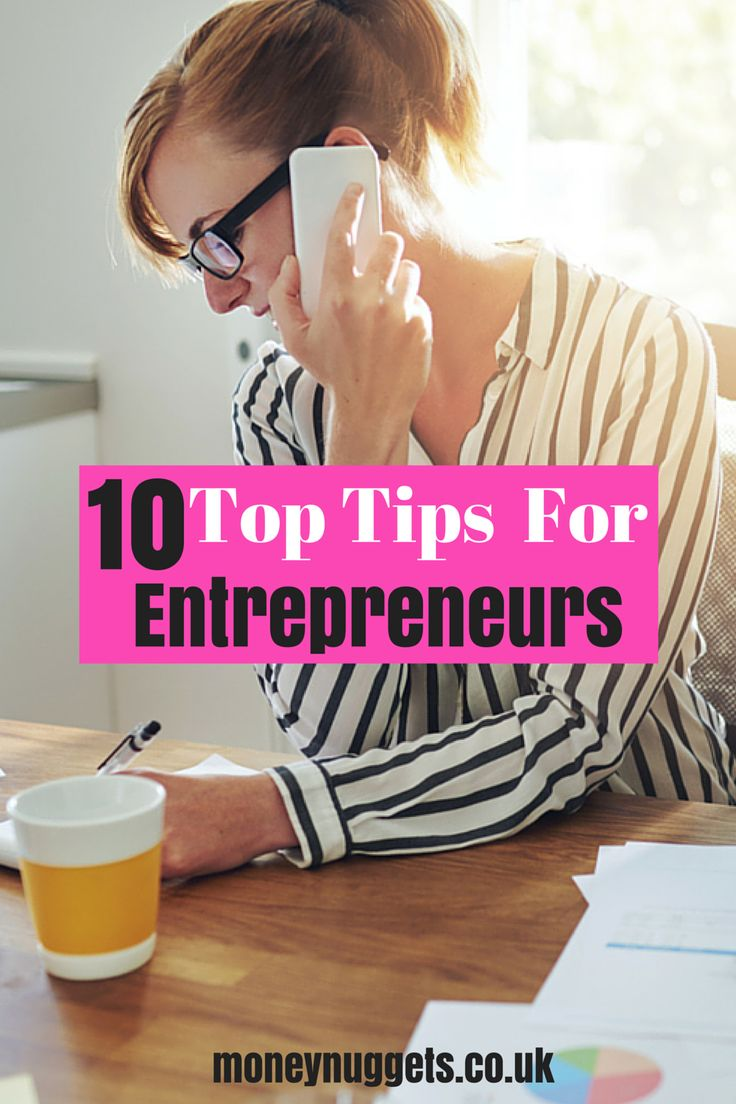 Are you thinking about starting a business? It's easy if you do it smart. Here are top tips for entrepreneurs and turn your business into success.