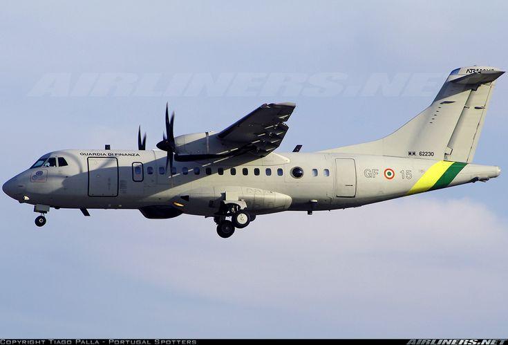 Italy - Guardia di Finanza MM62230 ATR ATR-42-500MP Surveyor aircraft picture