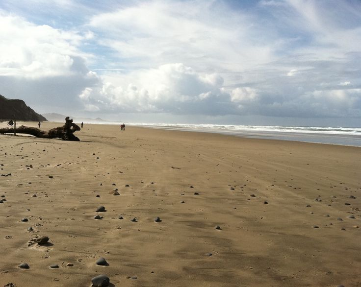 Beverly Beach State Park Campground Newport Oregon