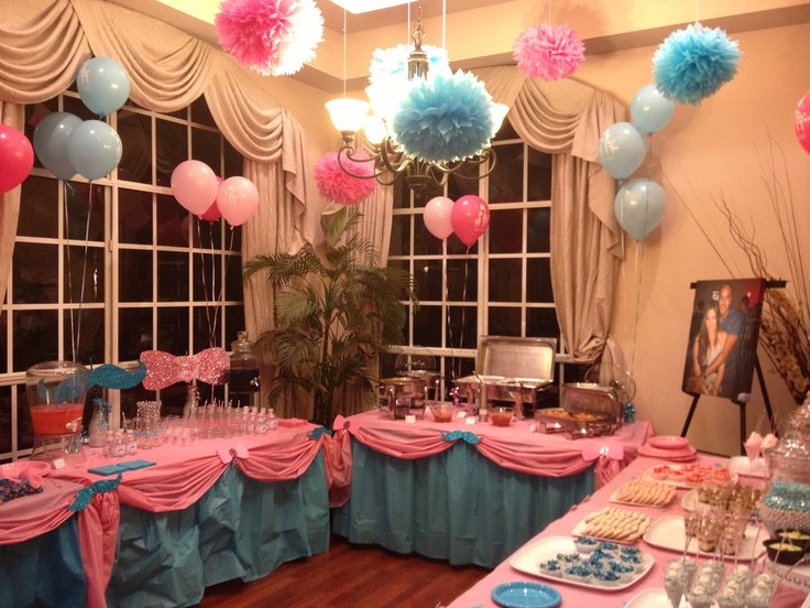 Gender party reveal!!