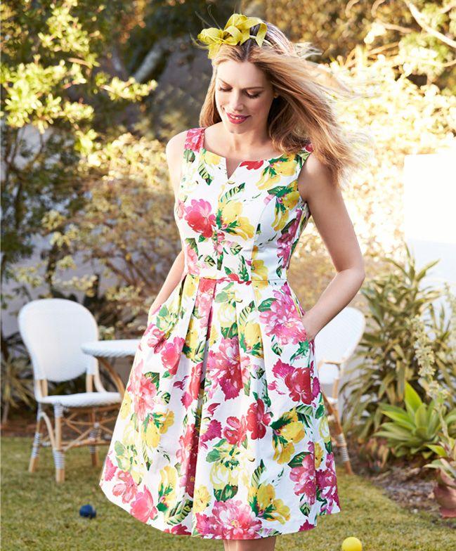 Jacqui e summer dresses evening